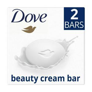 Dove Original Beauty Cream Bar 2x100g