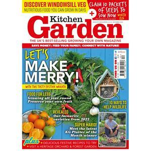 Kitchen Garden (The) Magazine
