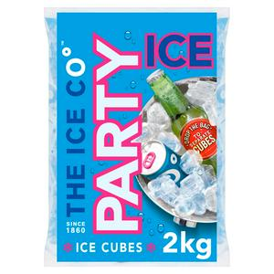 The Ice Co. Party Ice Cubes 2kg