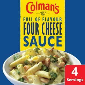 Colman's Sauce Mix Four Cheese Sauce 35g