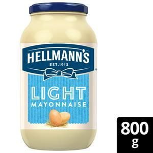 Hellmann's Light Mayonnaise 800g