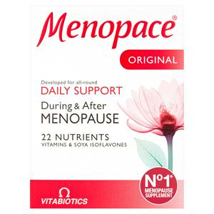 Menopace Tablets x30
