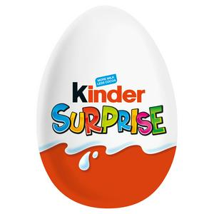 Kinder Surprise Chocolate Egg, With Gift 20g