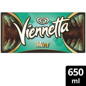 Viennetta Ice Cream Dessert, Mint 650ml