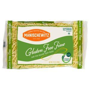 Manischewitz Egg Noodles, Fine 250g