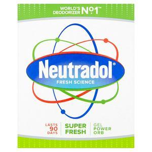 Neutradol Air Deodoriser Gel, Superfresh