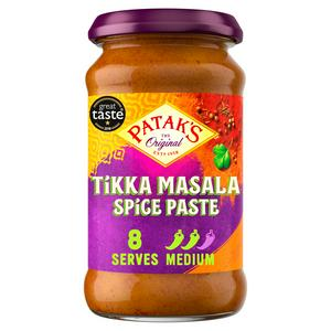 Patak's Tikka Masala Spice Paste 283g