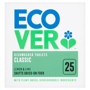 Ecover Dishwasher Tablets x25