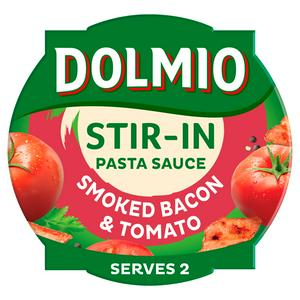 Dolmio Stir In Pasta Sauce Bacon & Tomato 150g