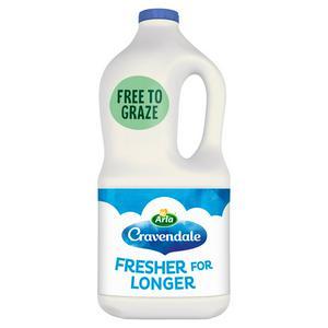 Cravendale Purefilter Whole Milk 2L