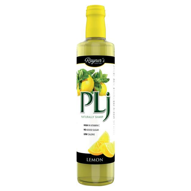 Plj Lemon Juice Cordial 500ml Sainsbury S