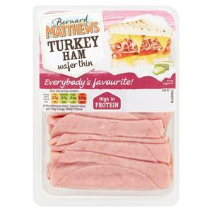 Bernard Matthews Turkey Ham Wafer Thin 230g