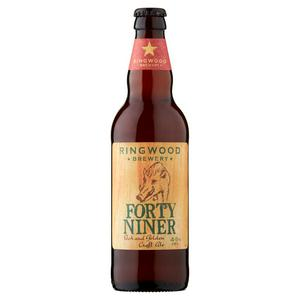 Ringwood Fortyniner Ale 500ml