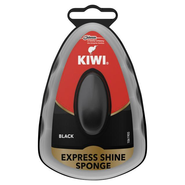 Kiwi Express Shoe Shine, Black