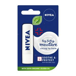 Nivea Lip Balm Soothe & Protect SPF15 For Dry Lips 4.8g