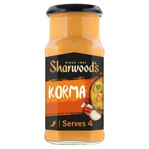 Sharwood's Korma Sauce 420g