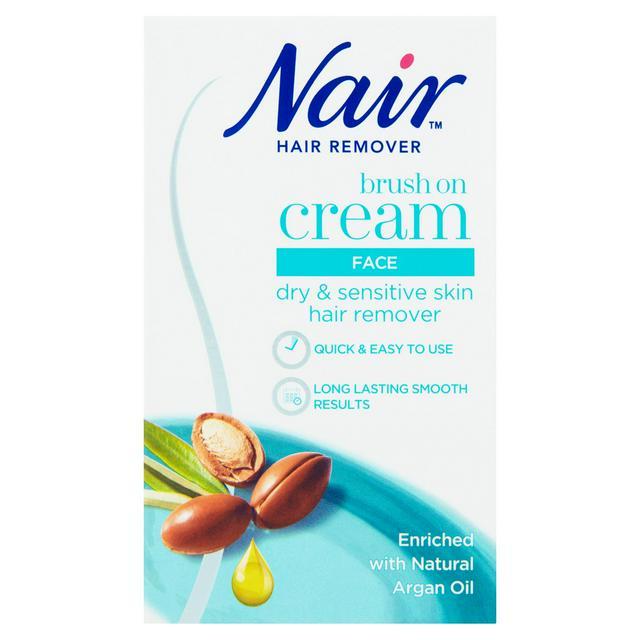 Nair Brush On Hair Remover 50ml Sainsbury S