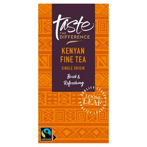 Sainsbury's Kenya Loose Tea, Taste the Difference 125g