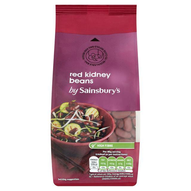 Sainsbury S Dried Red Kidney Beans 500g Sainsbury S