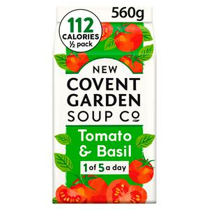 New Covent Garden Slow Roast Tomato Soup 560g