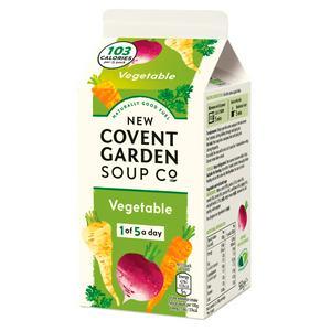 New Covent Garden Vegetable Soup 560g