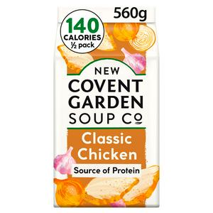 New Covent Garden Classic Chicken Soup 560g