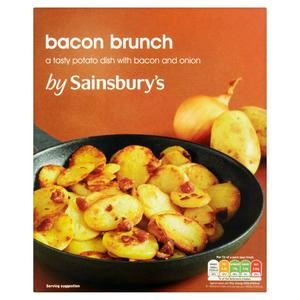 Sainsbury's Bacon Brunch With Onion 400g