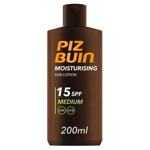 Piz Buin Sun Lotion SPF 15 200ml