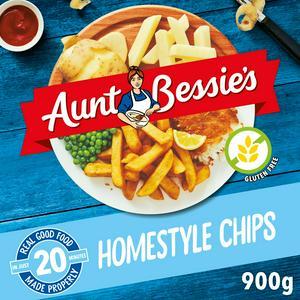 Aunt Bessie's Homestyle Chips 900g