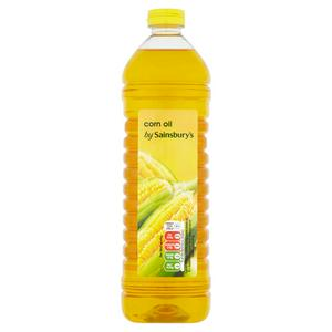 Sainsbury's Corn Oil 1L