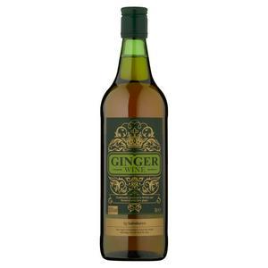 Sainsbury's Ginger Wine 70cl