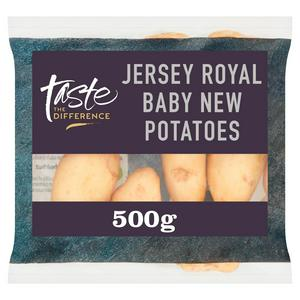 Sainsbury's Jersey Royal New Baby Potatoes, Taste the Difference 500g