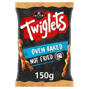 Jacob's Twiglets Crisps 150g