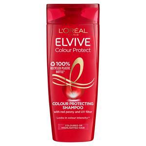 L'Oreal Elvive Colour Protect Coloured Hair Shampoo 250ml