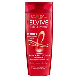 L'Oreal Elvive Colour Protect Coloured Hair Shampoo 400ml