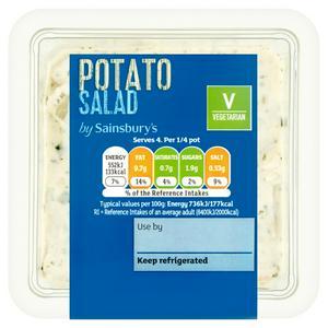 Sainsbury's Potato Salad 300g