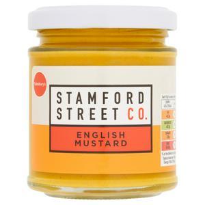 Hubbard's Foodstore English Mustard 180g