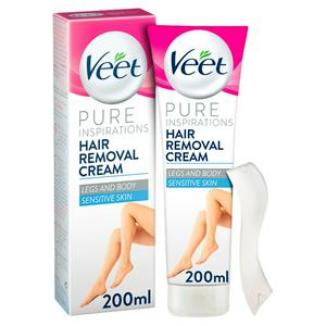 Veet Hair Removal Cream Sensitive 200ml Sainsbury S
