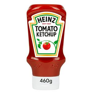 Heinz Top Down Ketchup 460g