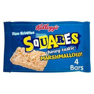 Kellogg's Rice Krispies Squares Marshmallow x4