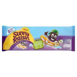 Sunny Raisins Kids Snack 6 Pack