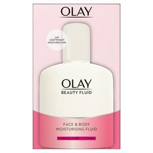 Olay Beauty Fluid Moisturiser 200ml