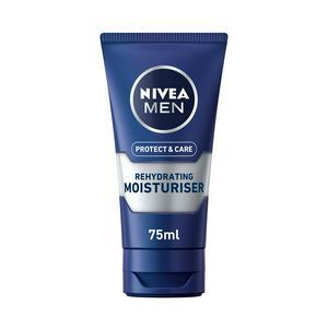 Nivea Men Rehydrating Face Moisturiser Protect & Care 75ml