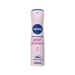 Nivea Anti-Perspirant Deodorant Spray Pearl & Beauty 48 Hours Deo 150ml