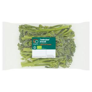 Sainsbury's Tenderstem Broccoli, SO Organic 200g