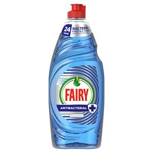 Fairy Antibacterial Washing Up Liquid Eucalyptus 625ml