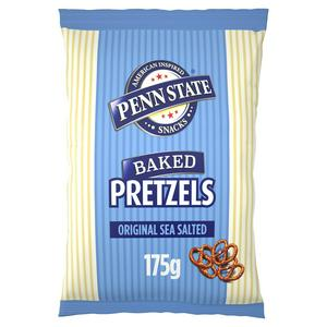 Penn State Sea Salted Sharing Pretzels 175g