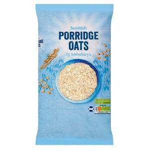 Sainsbury's Scottish Porridge Oats 1kg