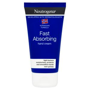Neutrogena Norwegian Formula Fast Absorbing Hand Cream 75ml