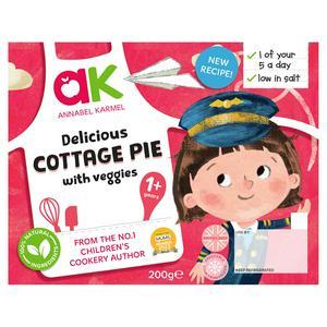 Annabel Karmel Beef Cottage Pie Toddler Meal 200g 12 Month+
